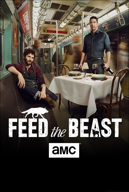 دانلود سریال feed the beast