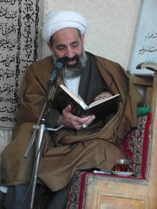 استاد جرجانی در مسجد جوادالأئمه علیهالسلام