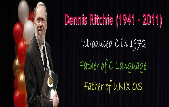 آشنایی بیشتر با دنیس ریچی