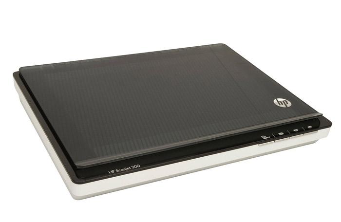 Scanner HP ScanJej 300