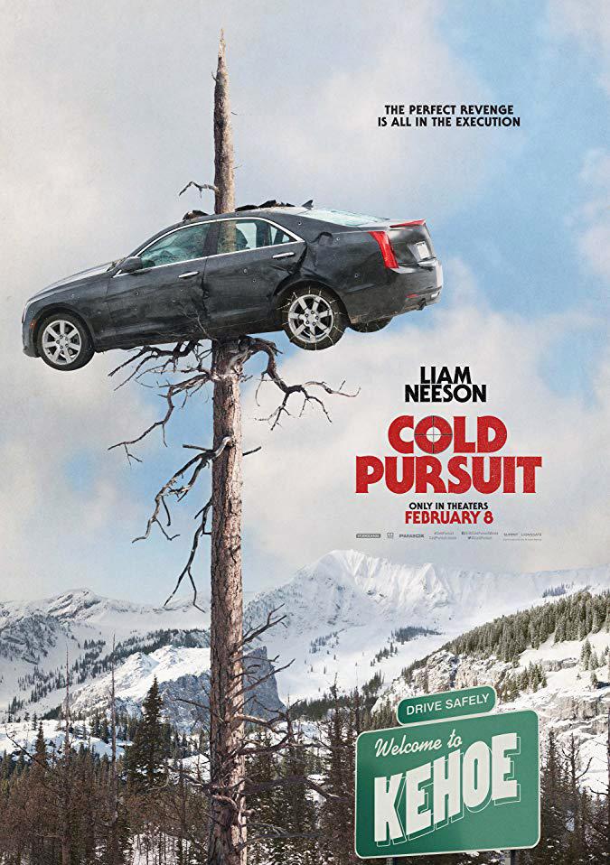 زیرنویس فیلم Cold Pursuit 2019