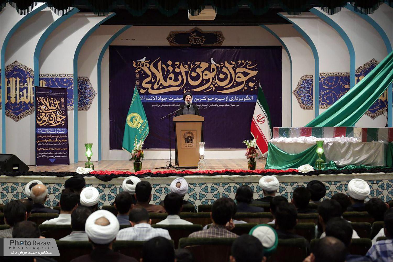 گزارش تصویری: نشست تخصصی«امام جواد(ع) الگوی جوان مومن انقلابی» در حرم مطهر رضوی