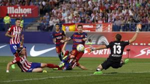 نتیجه نهایی فیلم خلاصه بازی بارسلونا اتلتیکو مادرید شنبه 10 بهمن 94