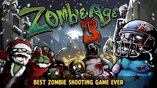دانلود بازی اکشن زامبی ایج 3 zombie age 3 برای اندروید