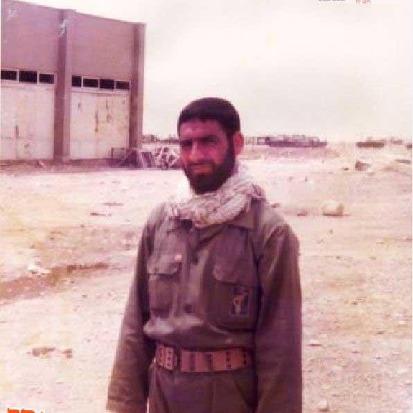 زیارت مزارشهیدعلیزاده-منصور