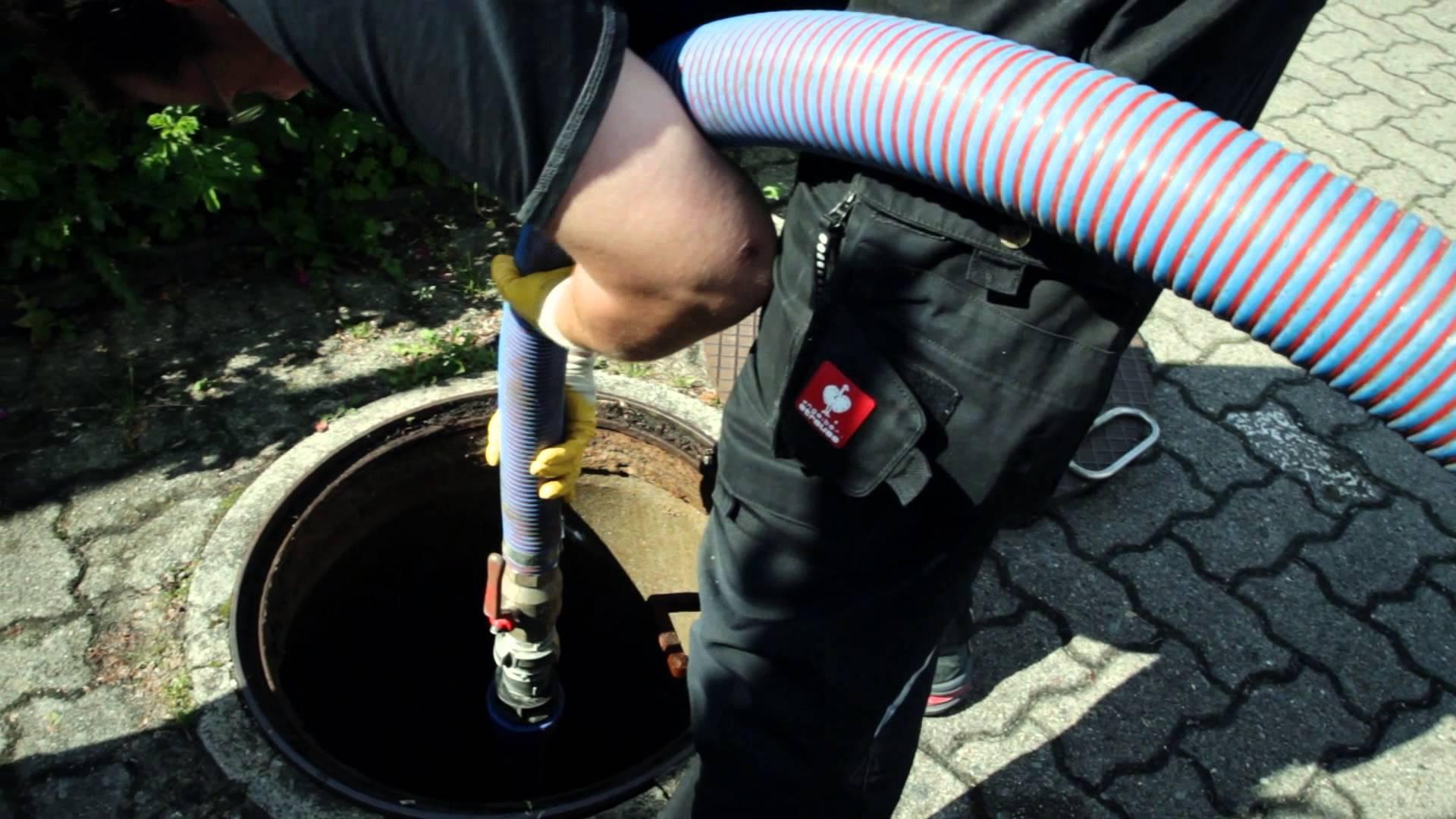 چگونه بدانیم به تخلیه چاه نیاز می باشد؟