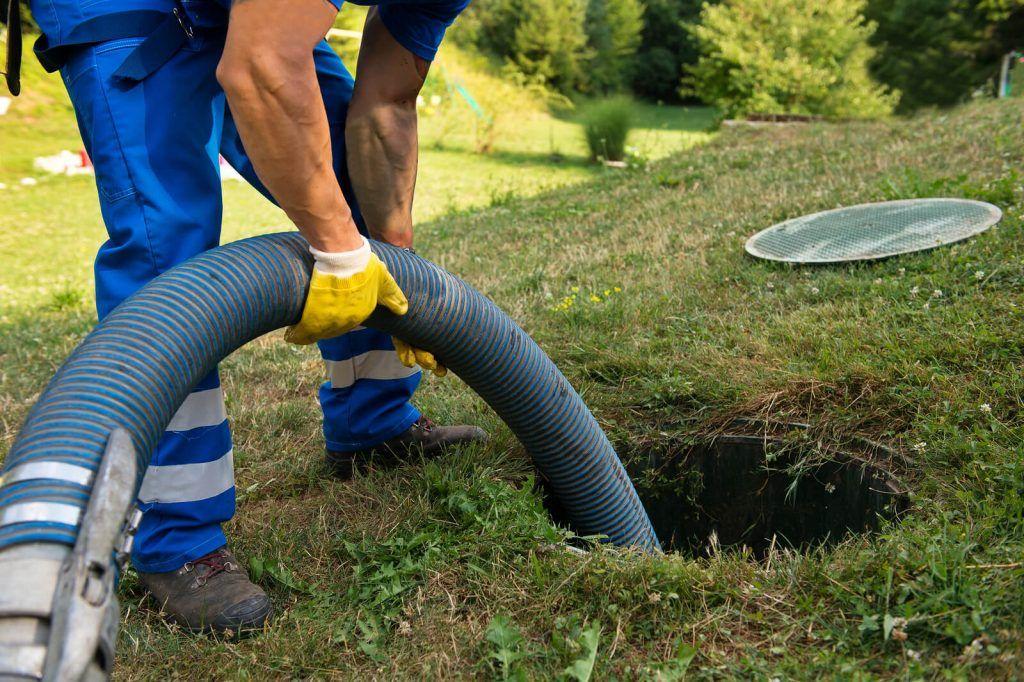 انواع تخلیه چاه با پمپ کف کش
