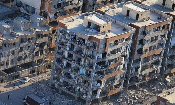 ده نکته در مورد زلزله در غرب کشور