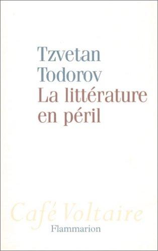 ادبیات در مخاطره