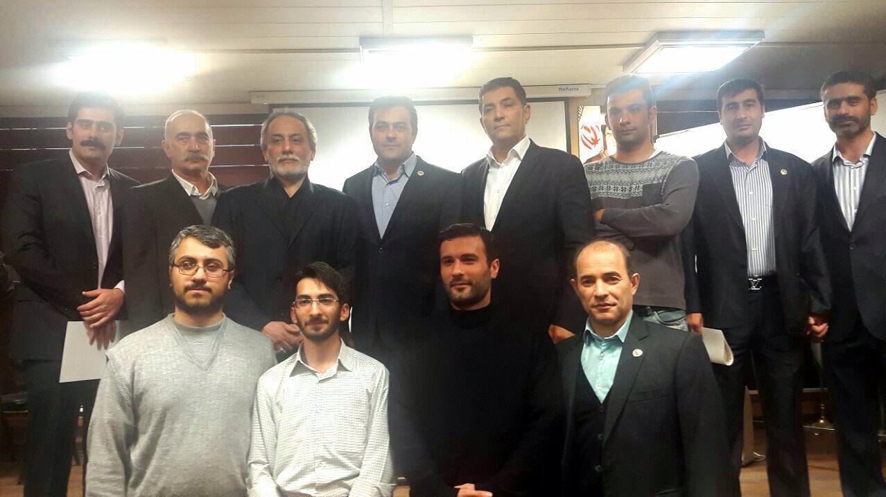 همایش روز جمعه 9 بهمن