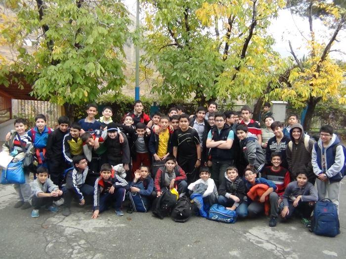 انشا انگلیسی درباره مدرسه اردو اردو گاه شهید چمران :: helli32