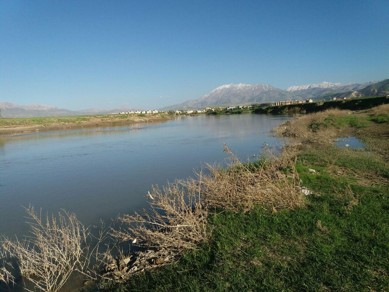رودخانه تیره و اشترانکوه دورود