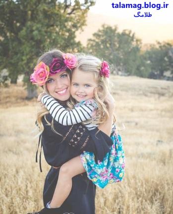 ست کردن مادر با دختر