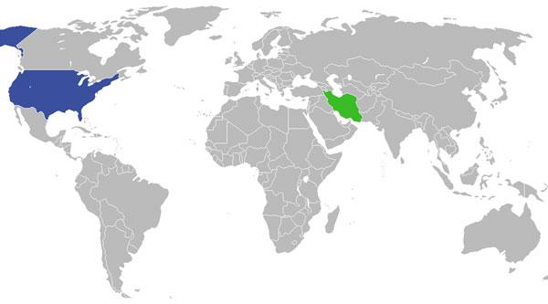 خاورمیانه ژئوپلیتیک نوین و چالشهای ایران و آمریکا ١١