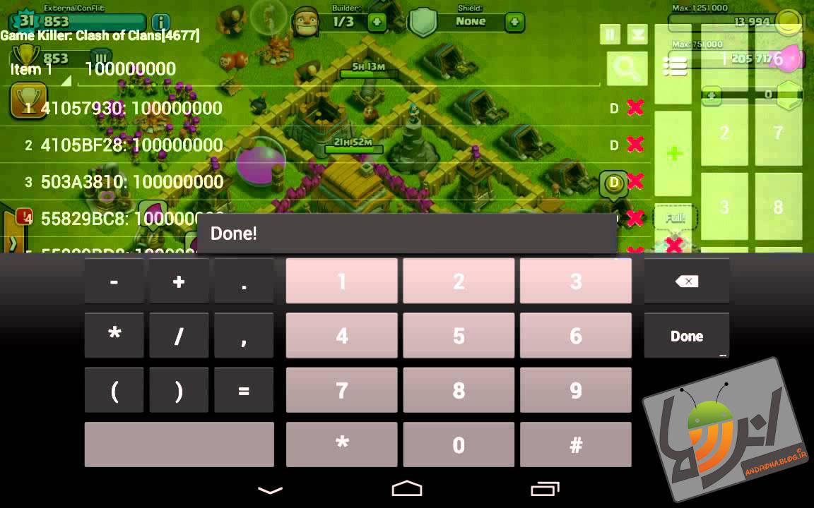 گیم کیلر :: مرجع تخصصی اندروید در ایراندانلود Game Killer 3.01 Proper ابزار فوق العاده هک و تقلب در بازی های اندروید