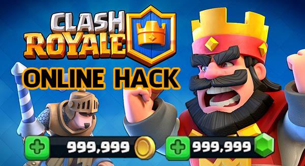 دانلود رایگان  نسخه جدید هک شده کلش رویال( بینهایت جم و سکه)- clash royale hack