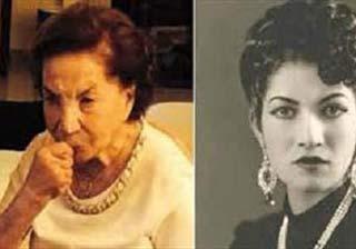 اشرف پهلوی خواهر دوقلوی شاه درگذشت