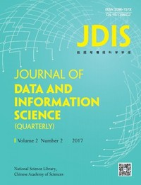 Journal of Data and Information Science (JDIS)