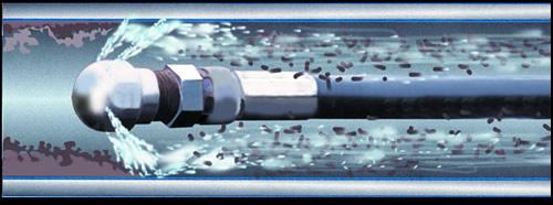 دستگاه واتر جت water jet