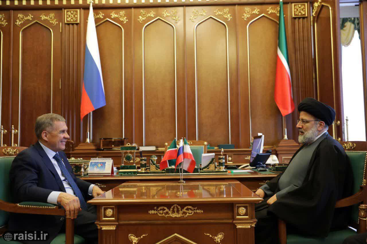 ظرفیت فرهنگی آستان قدس رضوی بستر مناسبی برای گسترش روابط ایران و تاتارستان است