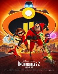دانلود انیمیشن شگفت انگیزان 2 Incredibles 2018