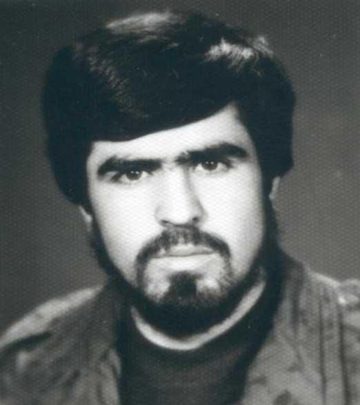 شهیدمبارکی آغمیونی-مهدی