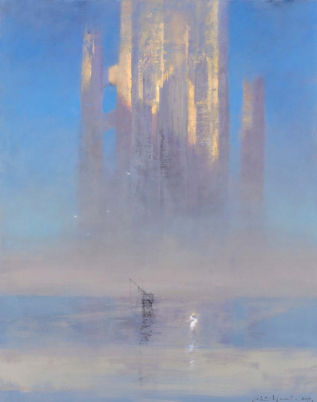 The Mendicant's Dream by John Harris