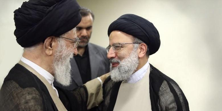 انتصاب حجتالاسلام والمسلمین سید ابراهیم رئیسی به ریاست قوه قضائیه