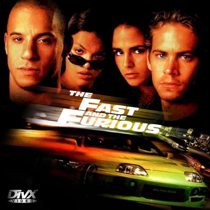 دانلود فیلم The Fast and the Furious 2001