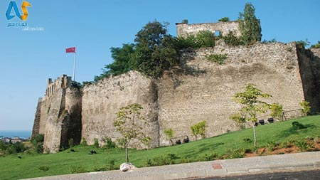 دیوارهای ترابزون - الفبای سفر