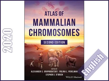 اطلس کروموزوم های پستانداران-ویرایش دوم  Atlas of Mammalian Chromosomes, 2nd Edition