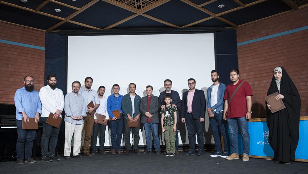 برگزیدگان سیزدهمین نمایشگاه اسماء الحسنی
