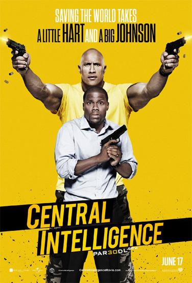 دانلود فیلم هوش مرکزی Central Intelligence 2016