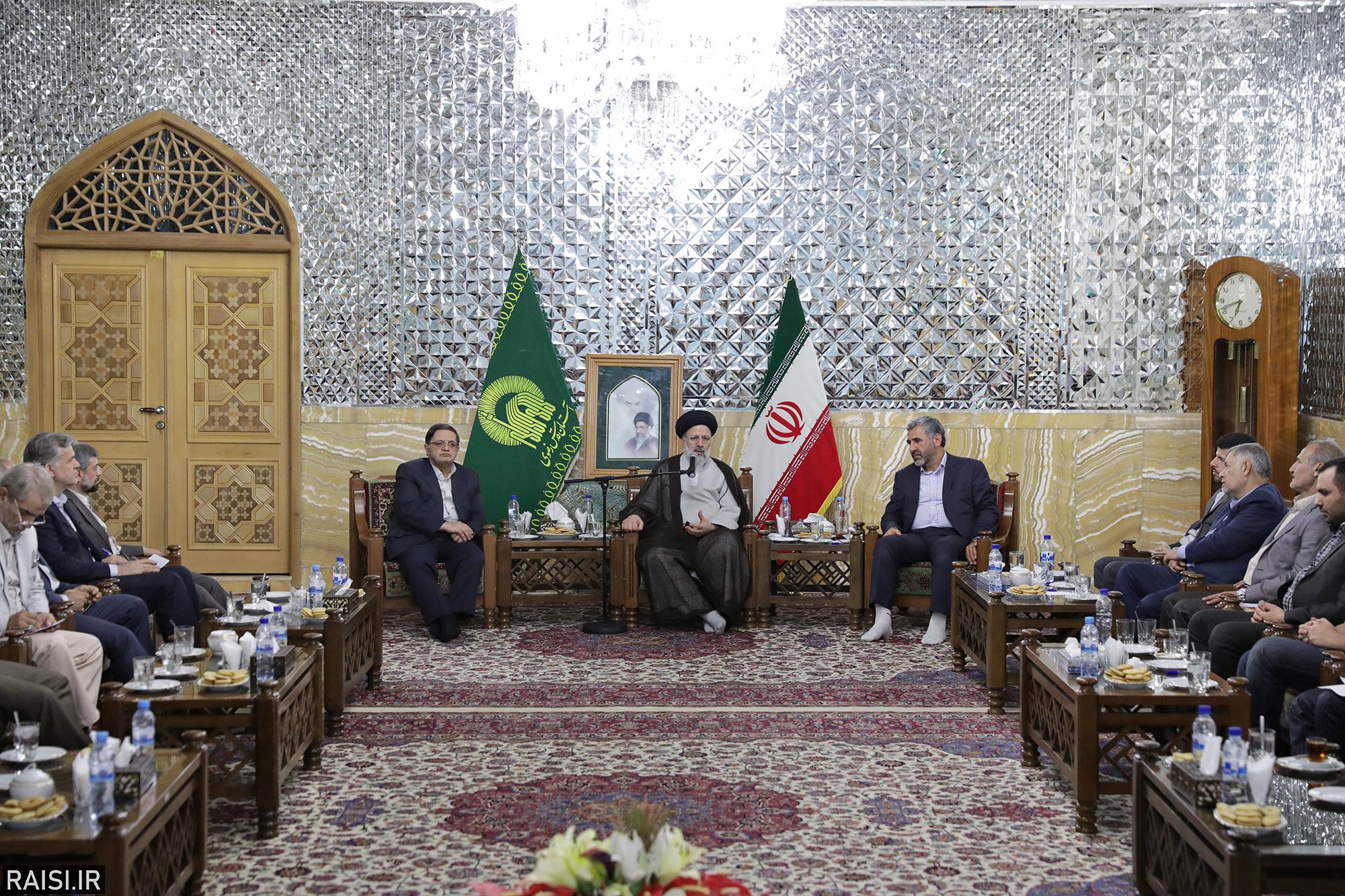 گزارش تصویری دیدار اعضای کمیسیون تدوین آیین نامه داخلی مجلس شورای اسلامی