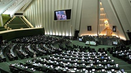 تقدیر مجلس از عملکرد شهردار تهران