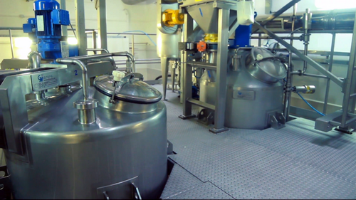 تجهیزات صنایع غذایی