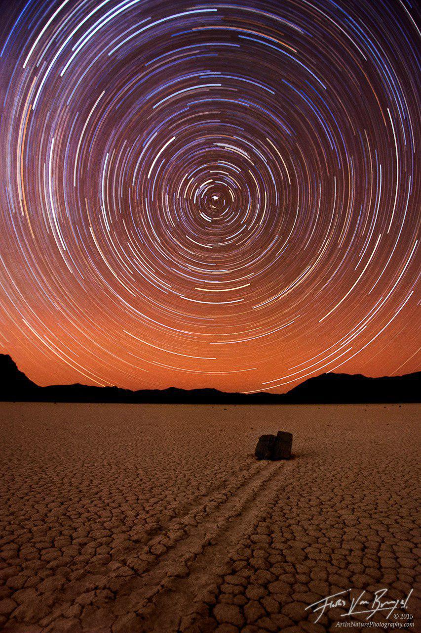 عکاسی از آسمان شب :: عکاسی حرفه ایعکاسی از ستارگان. عکاسی حرفه ای