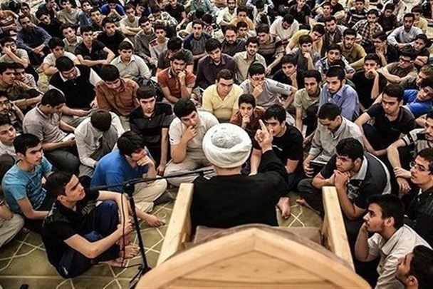 جایگاه امامت مسجد