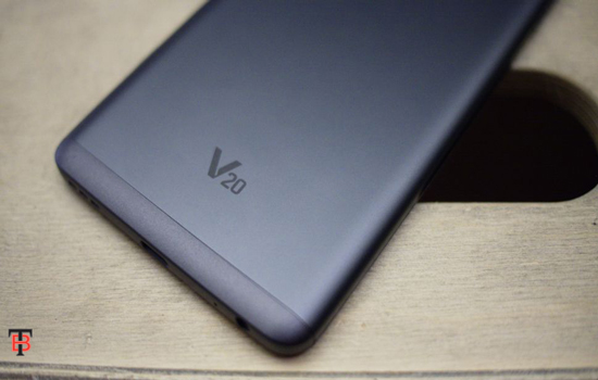 LG V 20 اولین اسمارت فون با اندروید 7