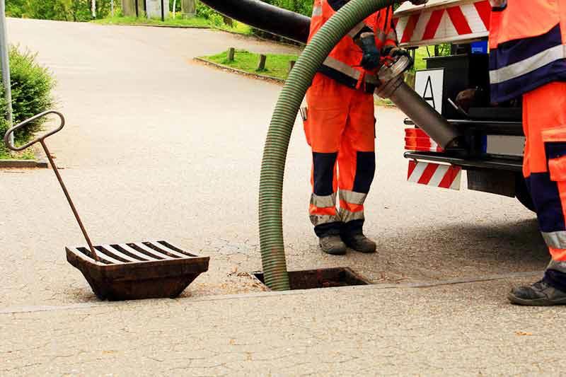 نکات اجرایی تخلیه چاه با پمپ کفکش