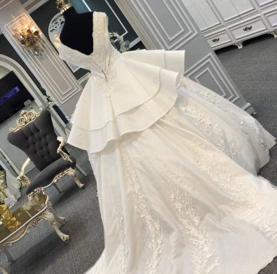 قشنگترین لباس عروس پرنسسی 2019