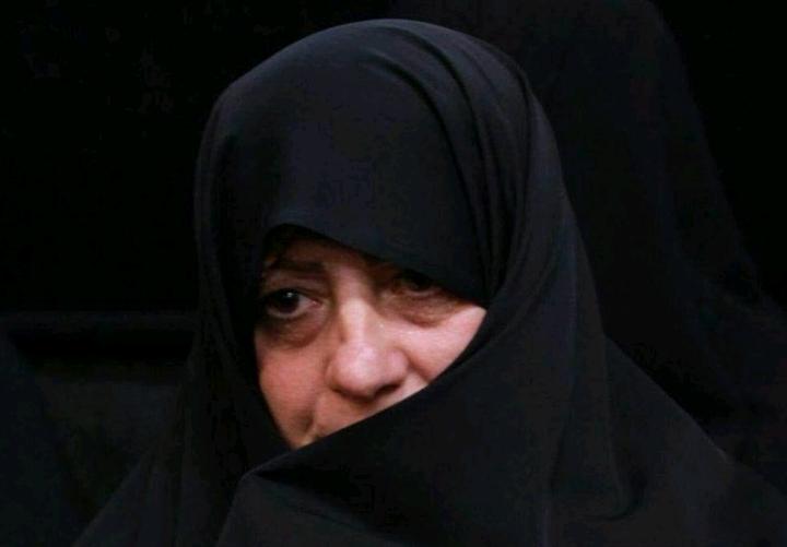 واکنش تند خواهر مسیح علینژاد و سرزنش از او