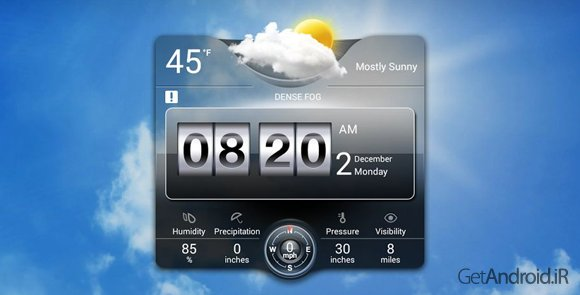 Weather Live 5.7 build 144