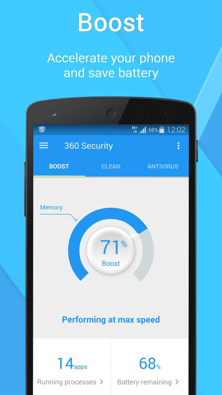 دانلود 360 Security - Antivirus FREE , دانلود 360 Security - Antivirus FREE v3.2.1