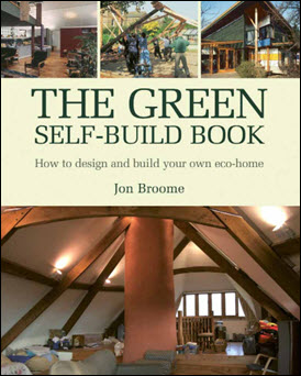The green self build book how to design and build your for How to make your own house