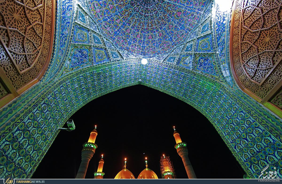 حرم امام کاظم و امام جواد علیهماالسلام