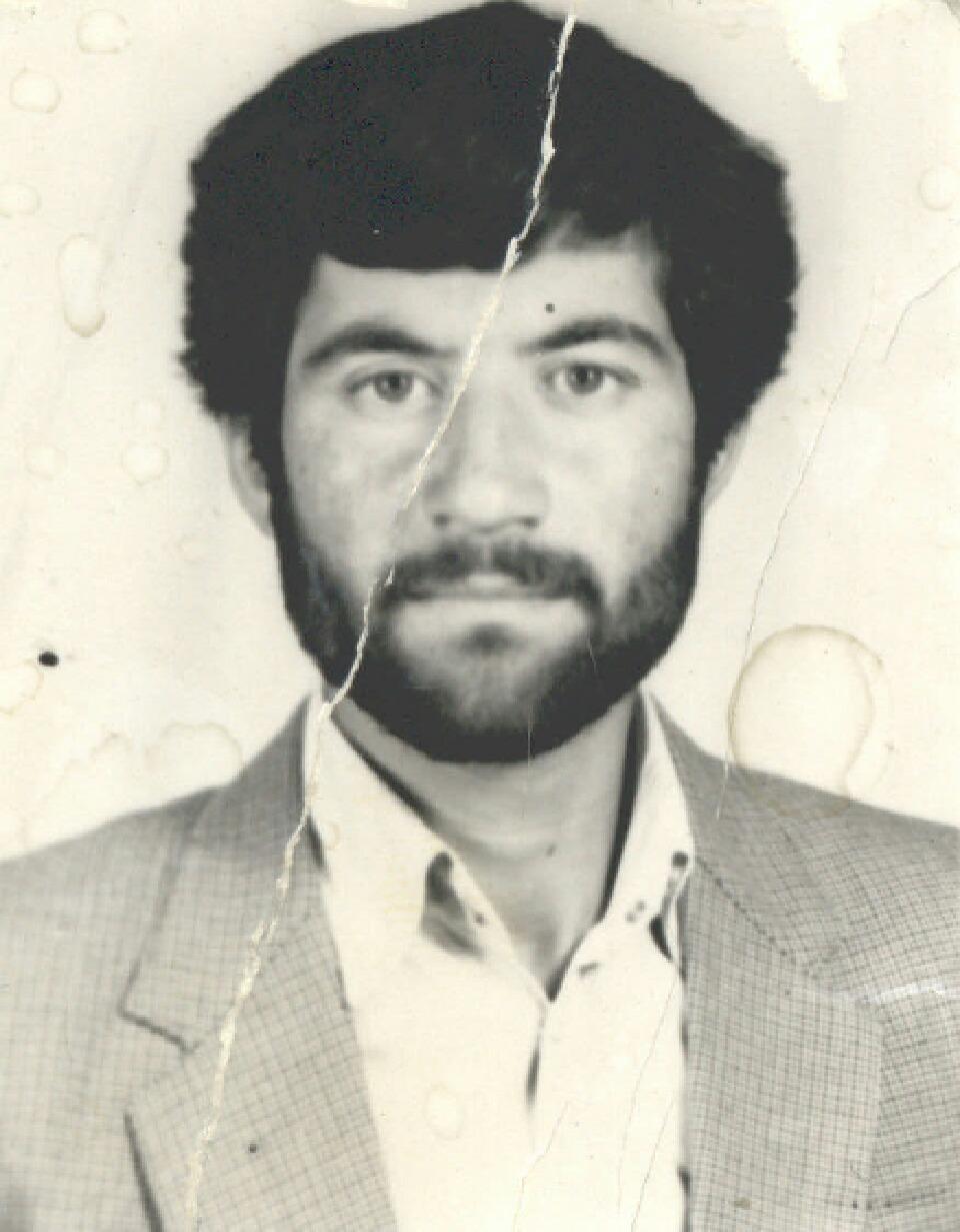 شهید محمودی زاوه -  حسین