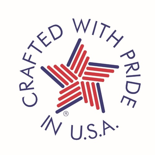 Crafted With Pride In USA