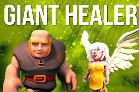 آموزش حمله با غول Giant