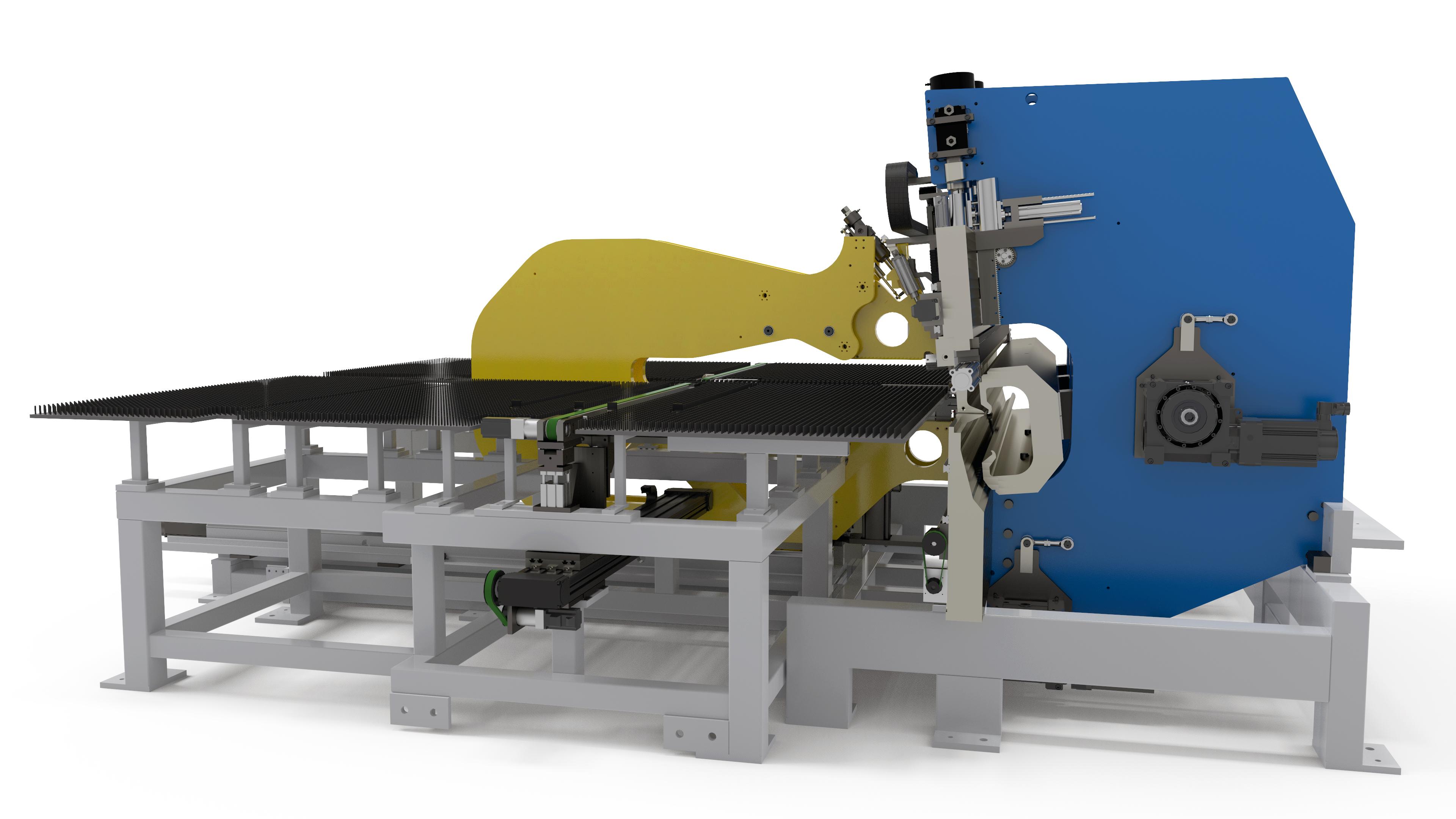 طراحی دستگاه صنعتی